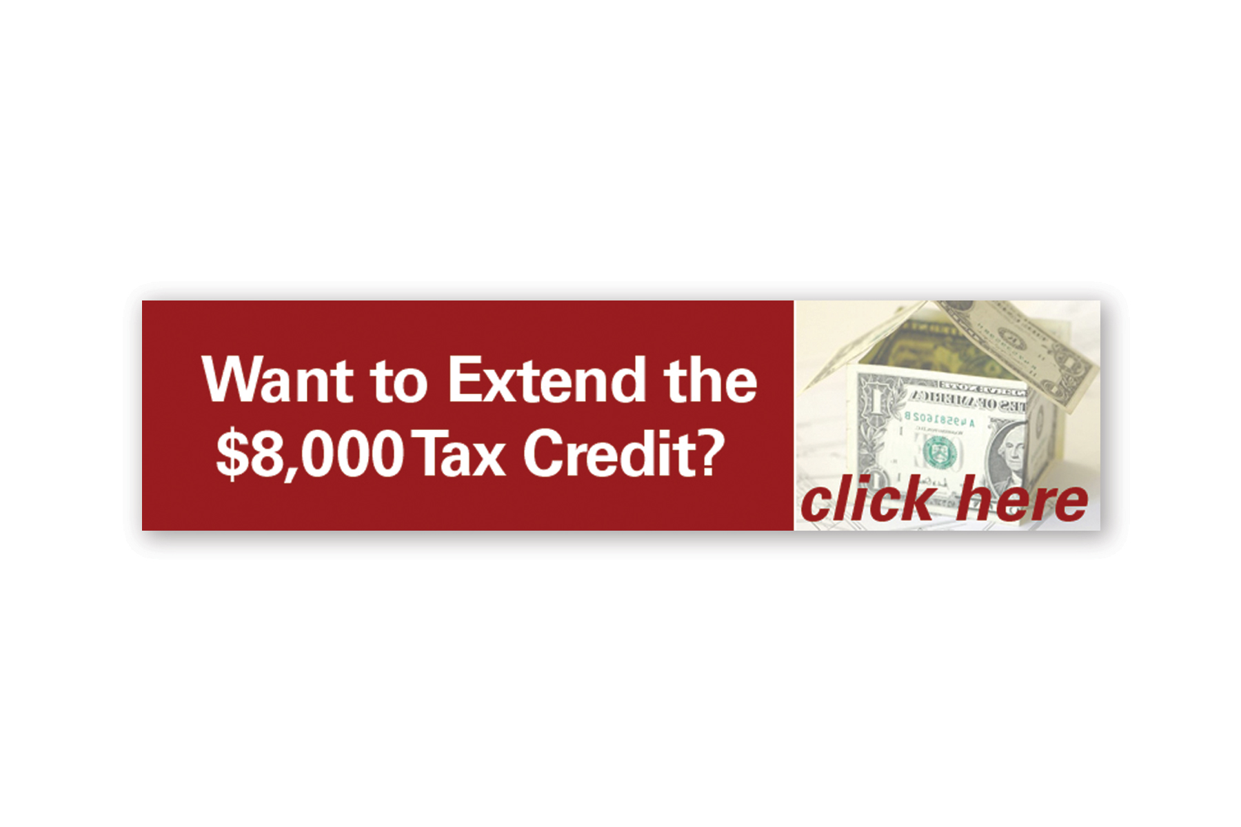 Web Header, Tax Credit